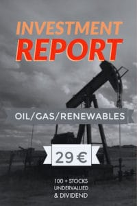 Undervalued Oil/Gas/Renewables